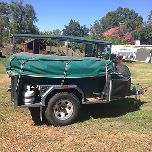 Trublu camper trailer Howlong Albury Area Preview