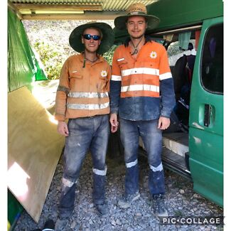 We are the two workers you are looking for Cairns Cairns City Preview