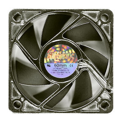 Silenx IXP-34-16 Ixtrema Pro Fan 60mm x 25mm OEM Bulk Packaged