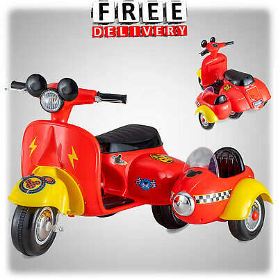 Battery Powered Ride On Toys 6V Electric 4 Wheel Mickey Mouse Boys Kid (Mickey Mouse Battery Powered Ride On Toy)