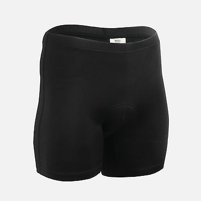 Cycling padded inner shorts liner under-shorts light weight