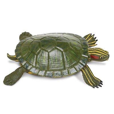 Red-Eared Slider Turtle Incredible Creatures Figure Safari Ltd NEW Toys Kids  Red Eared Sliders Turtles