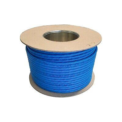 CAT8 Lan Cable de Red Desplazamiento S/FTP CAT.8 8.1 2000 MHZ Azul...