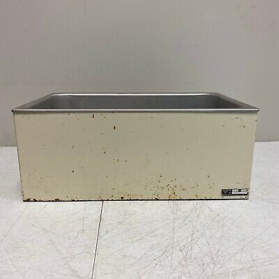 Polyscience Water Bath 120-28 Tested And Working