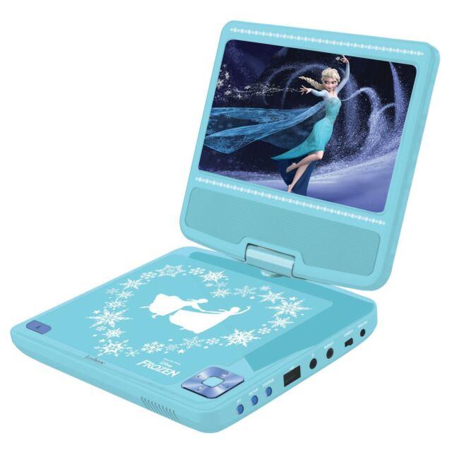 disney frozen portable kids dvd player elsa anna new official