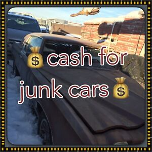 Junk cars removal for free