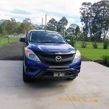 2013 Mazda BT50 Ute Worrigee Nowra-Bomaderry Preview