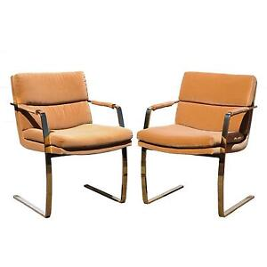 Vintage Steel Chairs With Fdl Inc Chairs.