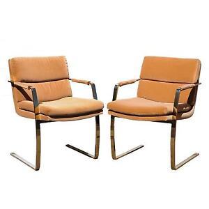 Vintage Steel Chairs