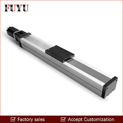 1200mm Stroke Linear Guide Slide Motion Robot Stage Rail Nema24 Motor Engraving