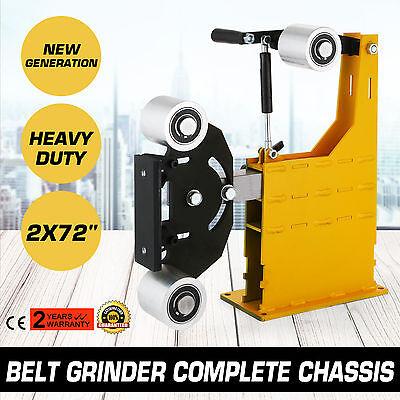 "2x72"" Belt Grinder Knife Making Complete Chassis Tools Razor Makers  WHOLESALE"