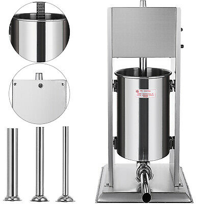 3l-vertical-commercial-sausage-stuffer-two-speed-stainless-steel-meat-press