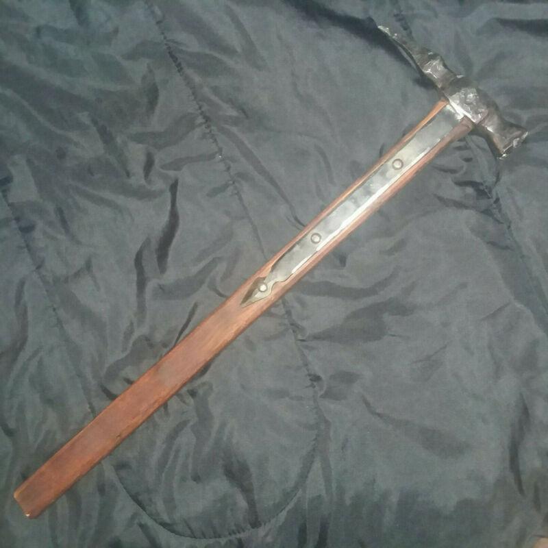 Primordial Fire Forge 5160 Carbon/Mild Steel Medieval Warhammer