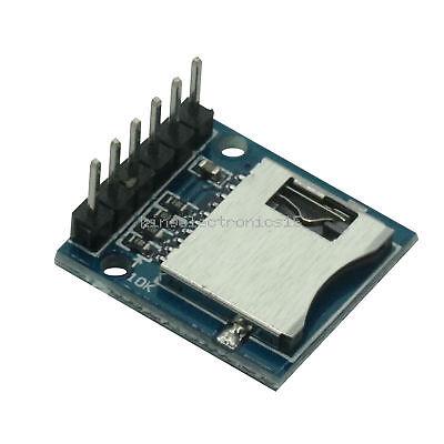 1pcs Tf Micro Sd Card Modulemini Sd Card Module Memory Module For Arduino Arm