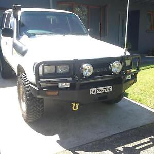 1994 Toyota LandCruiser Other Bilgola Pittwater Area Preview