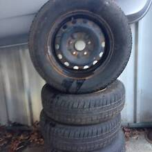 tyres and rims for sale Downer North Canberra Preview