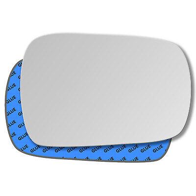 Spiegel rechts für Ford Fusion Typ JU 8//02 Glas Außenspiegel Elektrisch