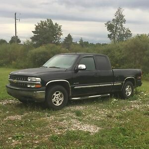 2001 Chevy 1500 for sale