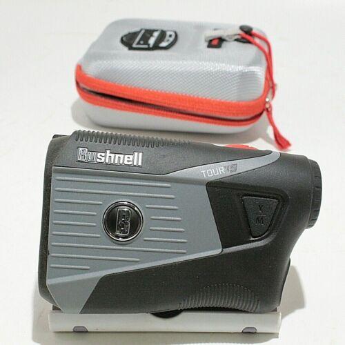 Bushnell Tour V5 Laser Golf Rangefinder - MPN 201901 Good Condition