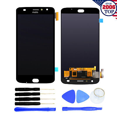 LCD Display Touch Screen Digitizer For Motorola Moto Z2 Play XT1710-02/10/11 US 2 Touch Screen Digitizer