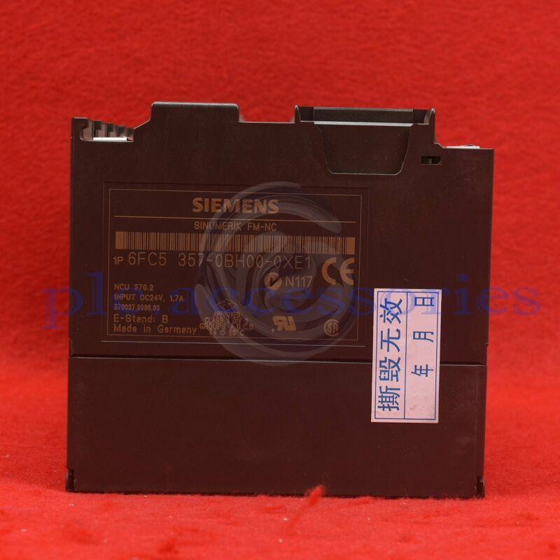 1PC Siemens Used 6FC5357-0BH00-0XE1 CNC module 6FC5 357-0BH00-0XE1