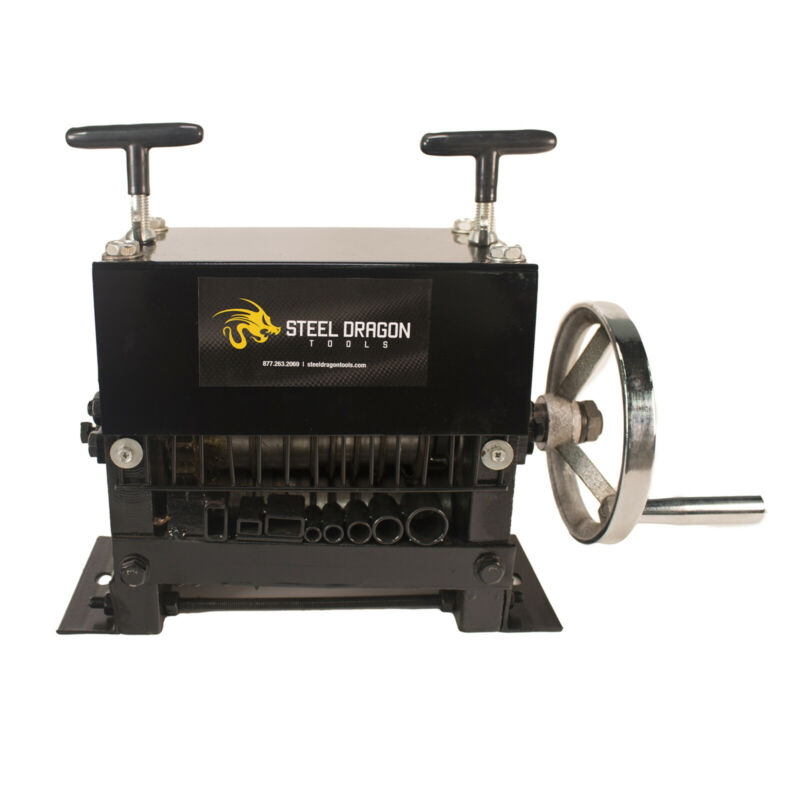 Steel Dragon Tools® WRM33 Manual Wire Stripping Machine Strip Scrap Copper
