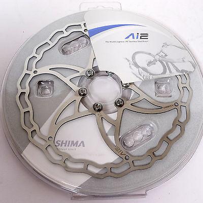 mr-ride The World's Lightest ASHIMA Ai2 Ai 2 Disc Rotor 180mm 104g 1pc