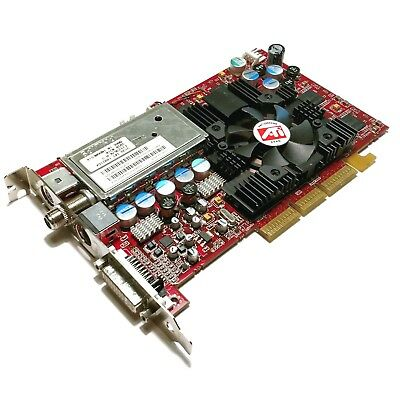 Ati 128mb Radeon 9700 (ATI Radeon 9700 Pro 128MB AIW R300 DDR AGP DVI S-Video Graphics Card )