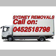 SYDNEY REMOVALS ( TWO MEN WITH 4.5 TONN TRUCK ) $65/ HOUR Parramatta Parramatta Area Preview