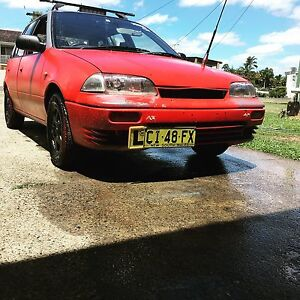 Suzuki swift 1994 up for swaps worked g13b motor plus a recon motor Grafton Clarence Valley Preview