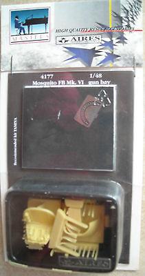 Aires 1/48 4177 Mosquito FB Mk. VI Gun Bay for Tamiya Kit