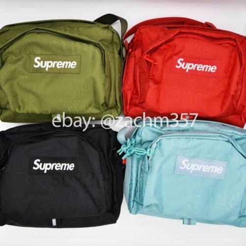 Supreme SS19 Shoulder Bag Messenger Pouch