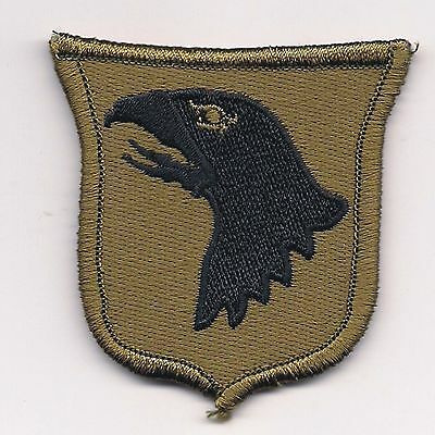 - Multicam 101st Airborne Eagle Shield Badge Patch VELCRO® BRAND Hook Side only