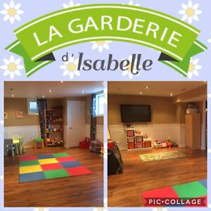 Garderie francophone/ French daycare