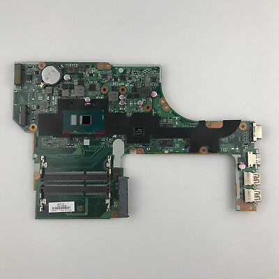For HP ProBook 450 470 G3 Notebook PC Motherboard 827025-601 intel i5-6200U CPU