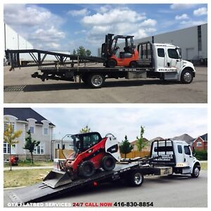 FLAT BED TOWING & MOVING & TiLT & LOAD SERVICES, 416-830-8854