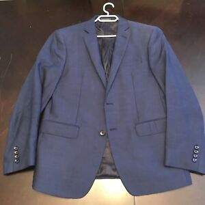 Calvin Klein and Zara Man Suit Jackets Men's Size Medium
