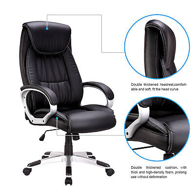 High Back Office Gaming Chair Racing Seat Executive Computer Chair Ergonomic