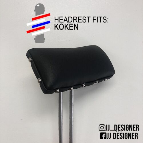 KOKEN Barber Chair Headrest