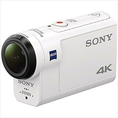Nuevo SONY FDR-X3000 Digital 4K Video Cámara Grabadora Acción Cámaras F/S Japón