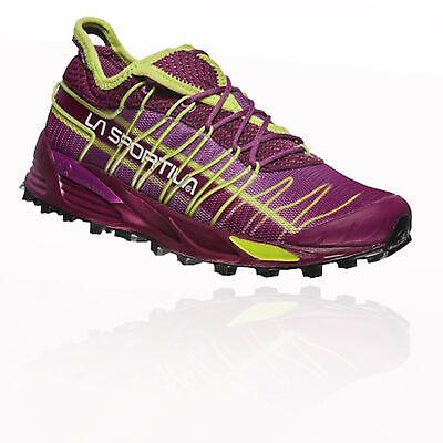La Sportiva Mens Mutant Womens Trail Running Shoes Trainers Sneakers Purple
