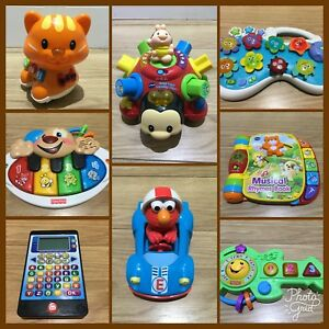 Educational Toys Lot (8)