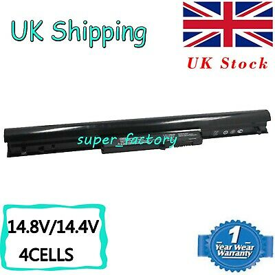 4Cell Battery for HP Chromebook 14-c010us, 14-b037tu 695192-001 HSTNN-YB4D VK04