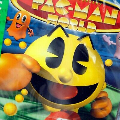 Pac-Man World 1 20th Anniversary (PS1, Greatest Hits Version Sealed) W/ Hang Tab comprar usado  Enviando para Brazil
