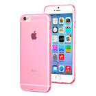 Transparent Waterproof Silicone/Gel/Rubber Cases & Covers for iPhone 5