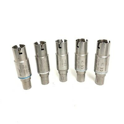 Stryker 4100-160 Trinkle Chuck Drill Adapter Attachment Core Lot Of 5