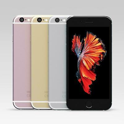Apple iPhone 6s 64GB 128GB Grey,Silver,Gold Rose,Gold Unlocked Smartphone UK SEL