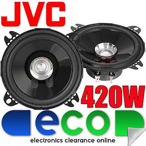 JVC 420 Watts 4