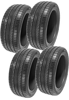 4 1955516 Budget 195 55 16 87V High Performance Car Tyres x4 195/55