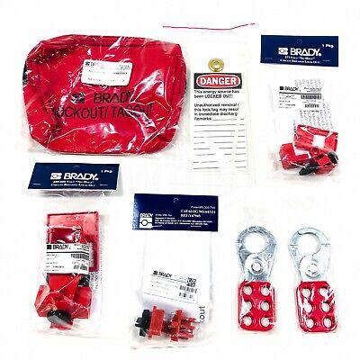 15y562 Brady Portable Lockout Kit